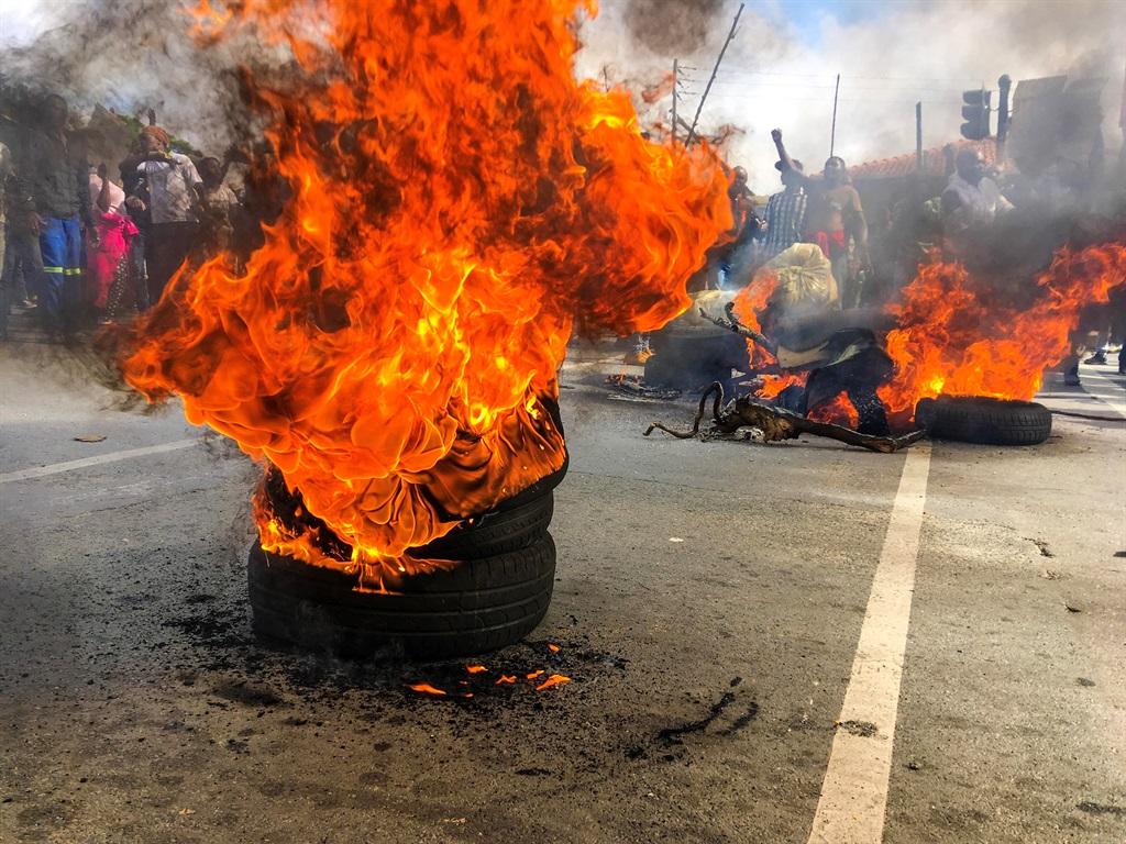 Analysts say communities do not see the value of voting. Photo: Sthembiso Lebuso