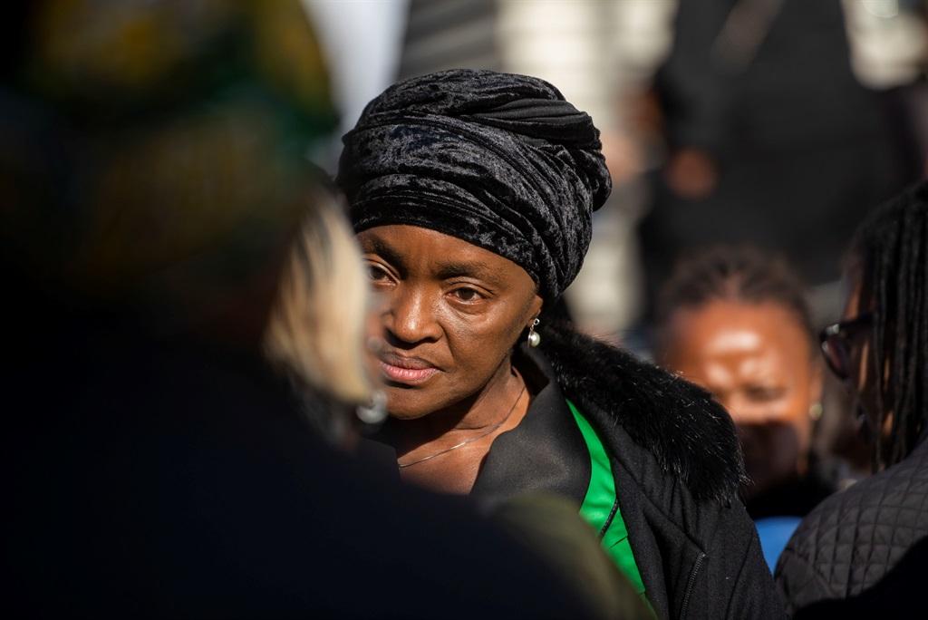 WATCH   Former social development minister Bathabile Dlamini in court for perjury - News24