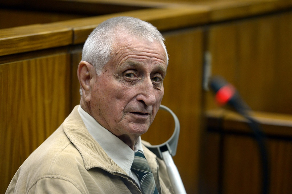 Former security branch police officer Joao Rodrigues.
