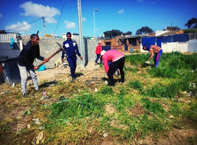 cleaning, business, community