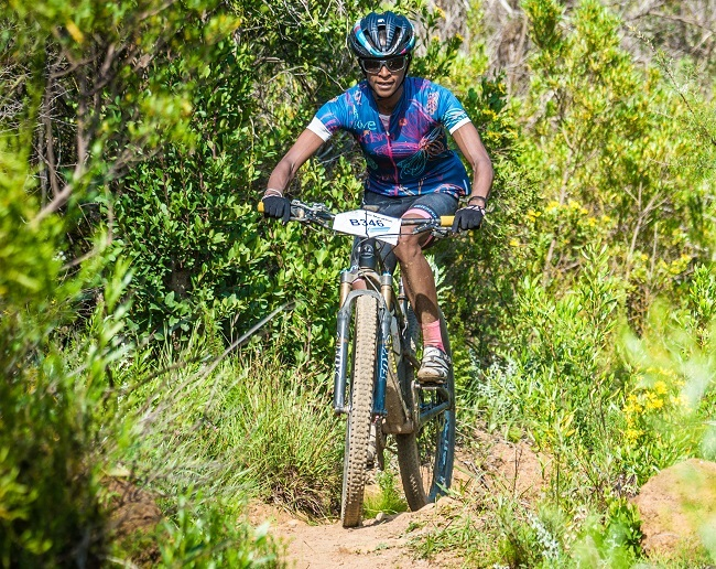 The Fedhealth MTB Challenge will be full of great singletrack (Photo: StillWater Sports)