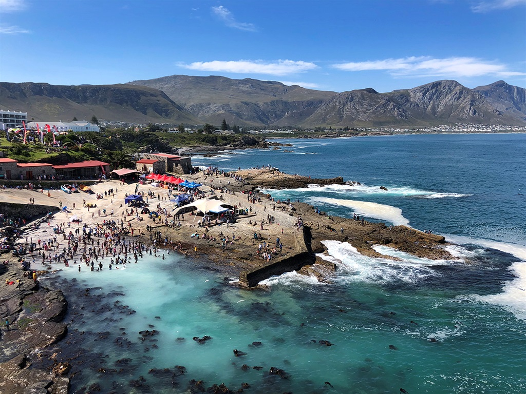 Travel tourism South Africa