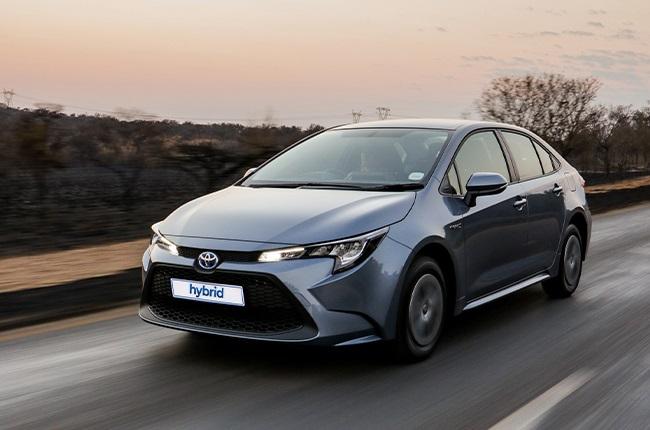Toyota Corolla,hybrid