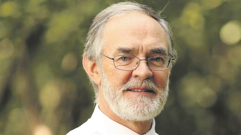 Dr. Roelof Botha, ekonomiese raadgewer van die Optimum-groep.
