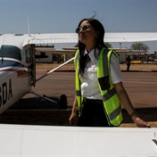 WATCH | The sky's the limit: Pilot delivers essential supplies to remote SA communities