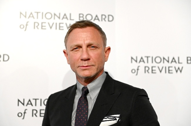 Daniel Craig admits he 'locked himself in and closed curtains' while struggling to cope with James Bond fame. (PHOTO: Gallo Images / Getty Images)
