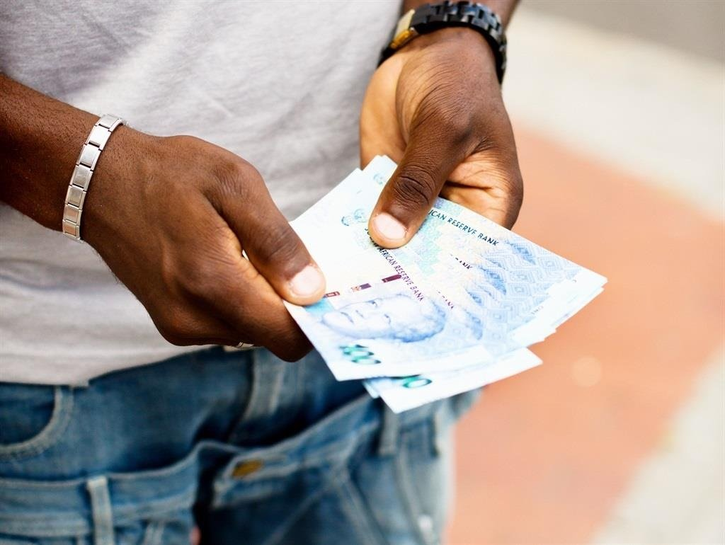South Africans are spending less money on food and petrol.