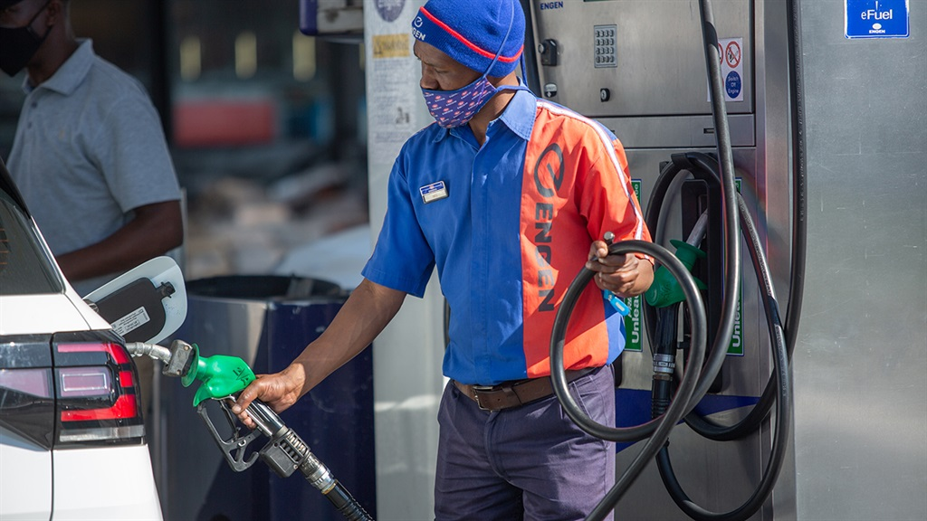 Tip petrol attendant south africa