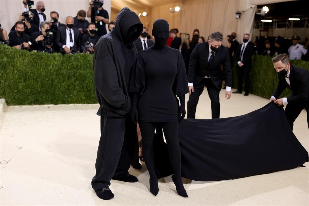 NEW YORK, NEW YORK - SEPTEMBER 13: Kim Kardashian