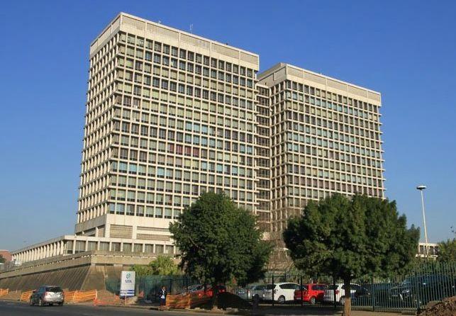 The Natalia offices in Langalibalele Street, Pietermaritzburg.