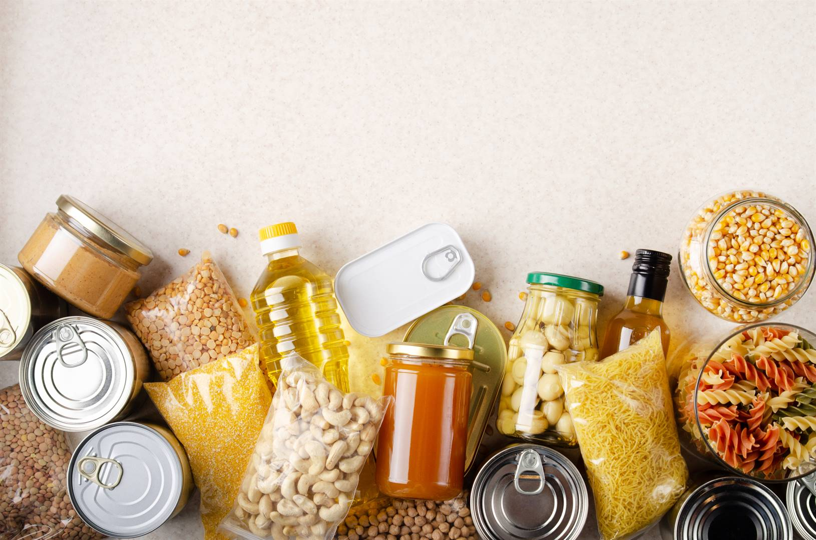 Food prices have posted a 10% rise since last year, as Covid-19 wreaked havoc on supply chains. Photo: iStock