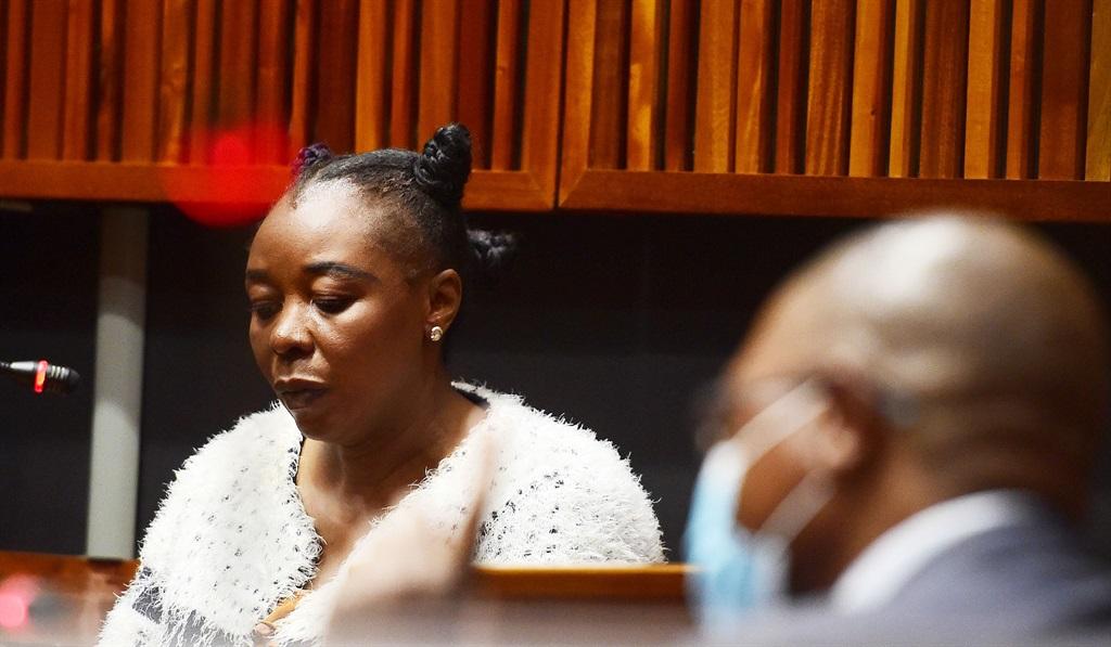 Rosemary Nomia Ndlovu. Photo: Trevor Kunene.