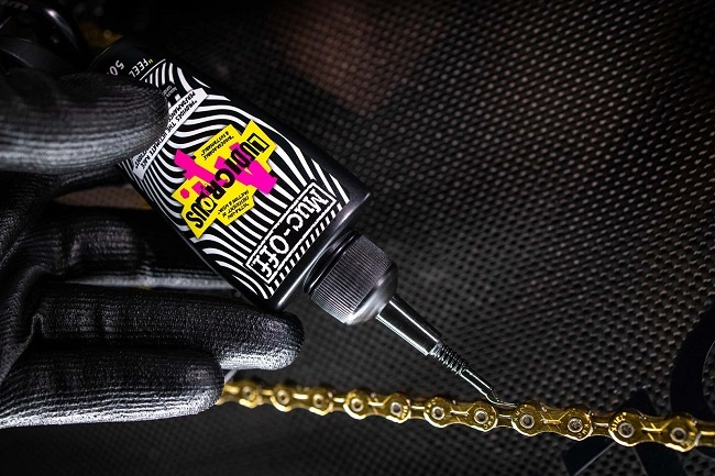 Is this the new gold standard in chain lube? (Photo: Muc-Off)