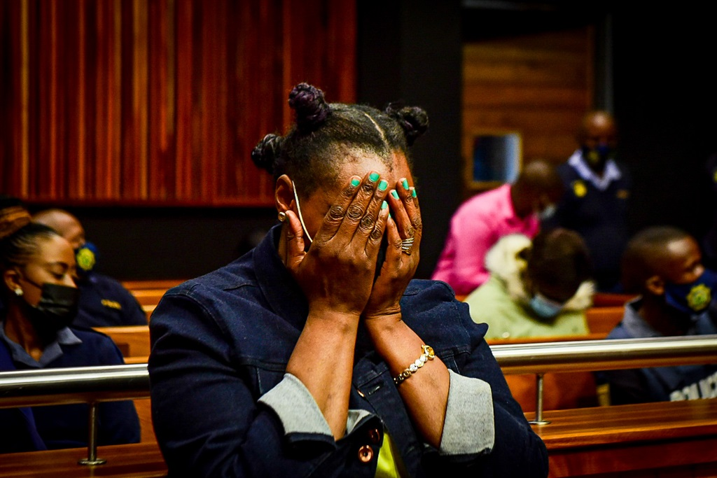 Ndlovu also appeared to contradict a sworn affidavit that she had signed under oath in a Hollard and Old Mutual insurance claim for the death of her cousin Witness Madala Homu in April 2012. Photo: Rosetta Msimango