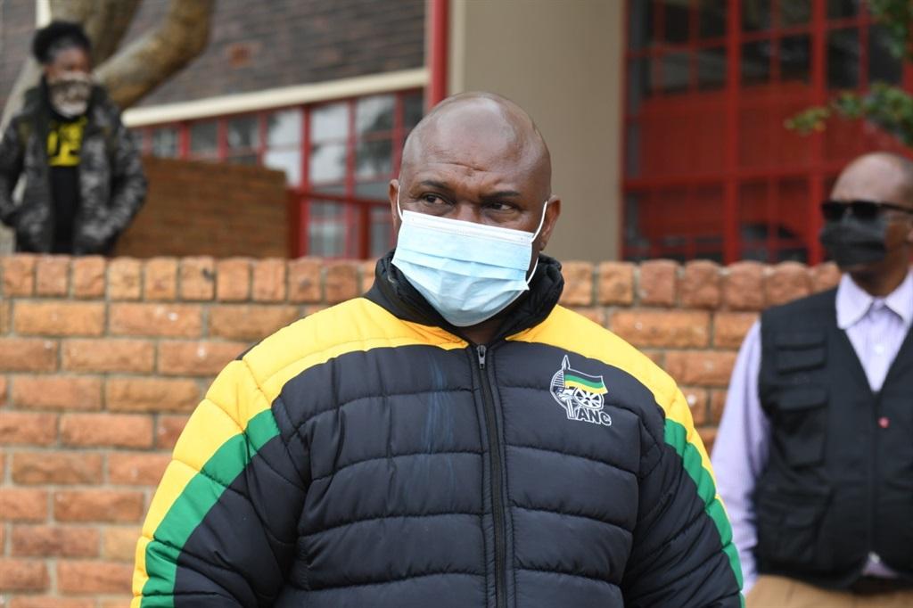 Die nuwe burgermeester van Johannesburg, Jolidee Matongo, is Saterdagaand in 'n motorongeluk dood. Foto: Melinda Stuurman