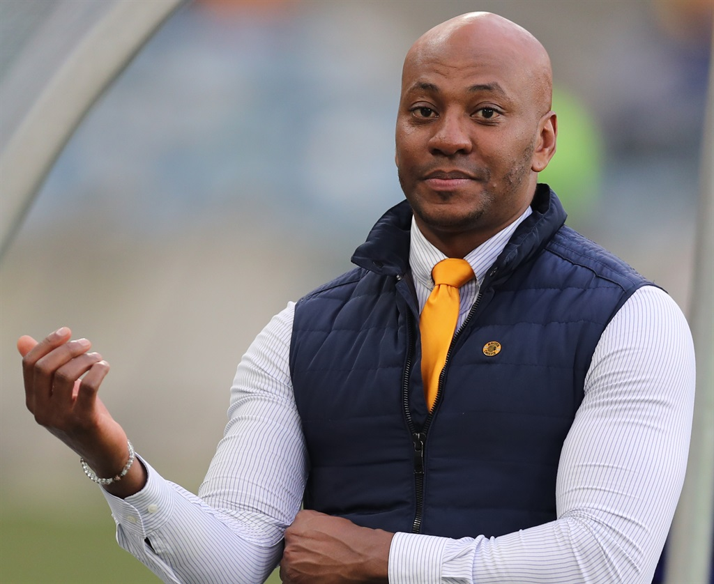 Kaizer Motaung Junior got married to Anastasia recently. Photo: Steve Haag / Gallo Images