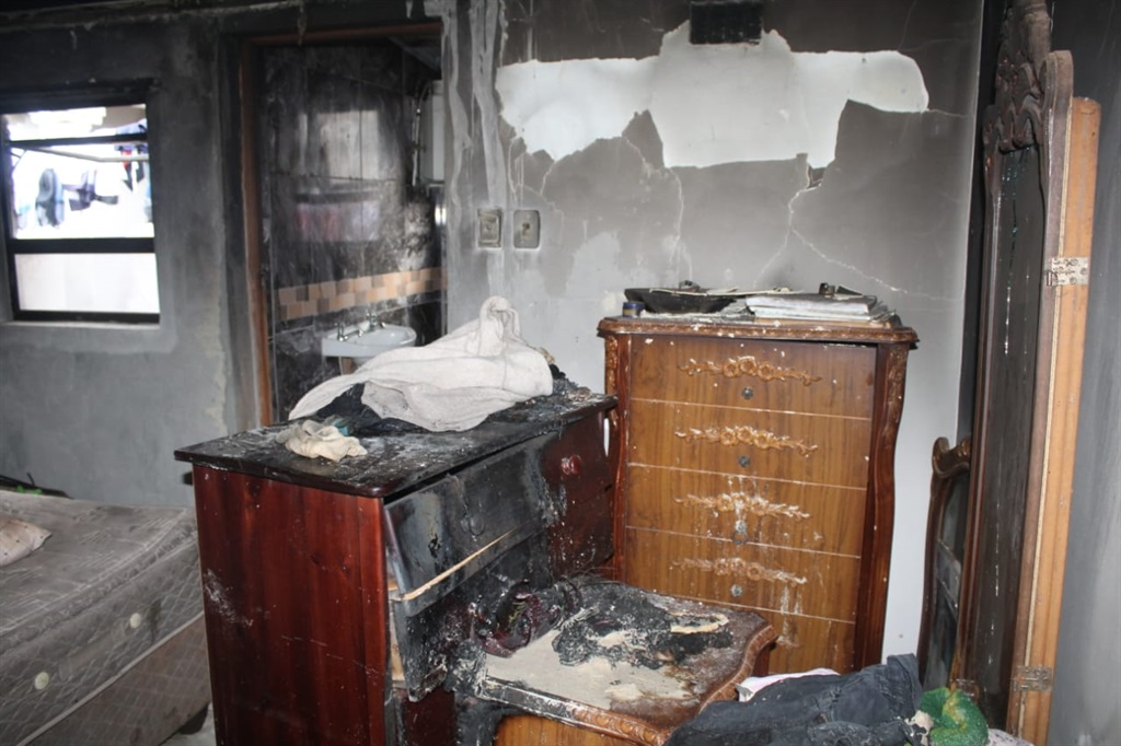 WATCH   'I could see her skin peeling off': Cape Town woman dies after being set alight by boyfriend - News24