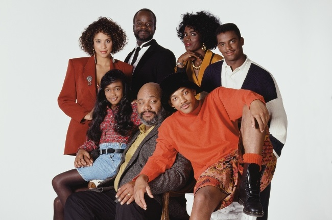 The reboot of hit '90s sitcom The Fresh Prince of Bel-Air is underway. The original cast featured (top from left) Karyn Parsons, Joseph Marcell, Janet Hubert, Alfonso Ribeiro, (bottom from left) Tatyana M. Ali, James Avery and Will Smith. (PHOTO: Gallo Images / Getty Images)