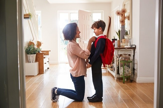 How to use daily routines to get your child ready for school