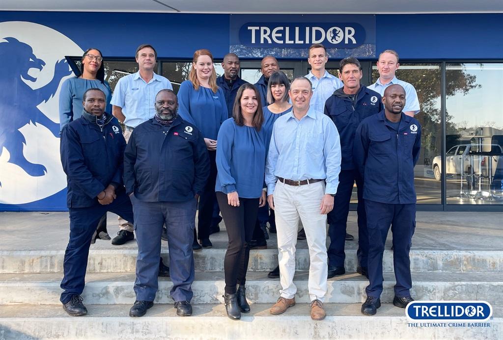 The staff at Trellidor PE.