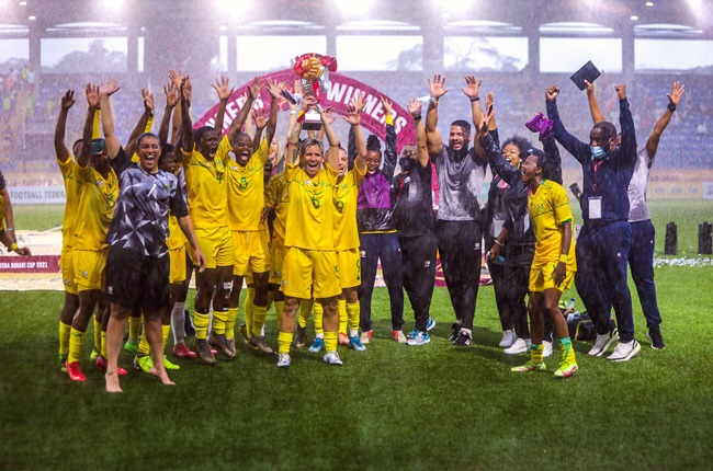 Banyana boss Desiree Ellis: 'The victory is for everyone back home' - News24