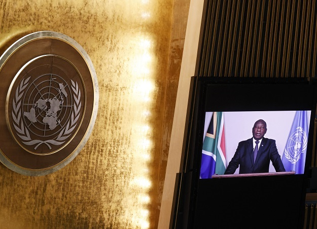 Ramaphosa asks UN to discuss reparations for slavery - News24