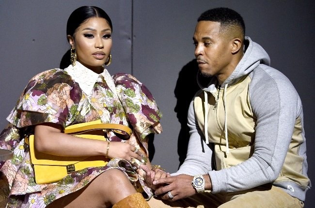 Nicki and Kenneth got married in 2019 and the rapp