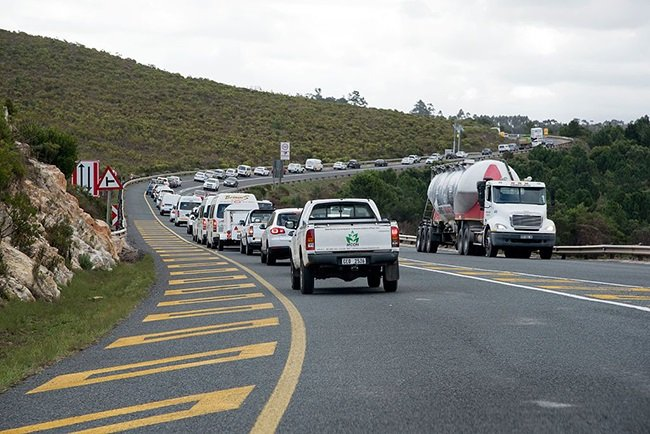 Don't become a statistic: Heritage weekend carnage - crashes 25% more likely and 40% more severe - News24