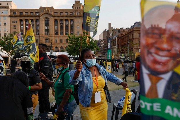 ANC voters associate the party with corruption, but still trust it - Media24 poll - News24