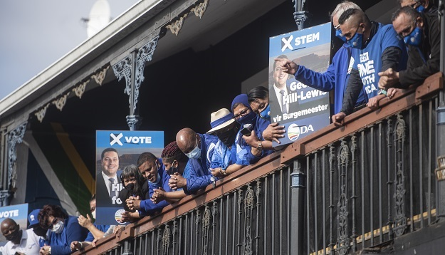 CAPE TOWN, SOUTH AFRICA - SEPTEMBER 14: Unveiling
