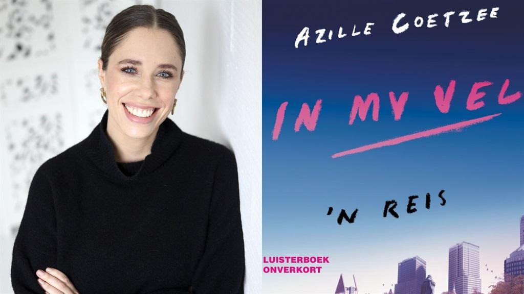Azille Coetzee se 'In my vel: 'n Reis' is ons luisterboek vir Oktober!