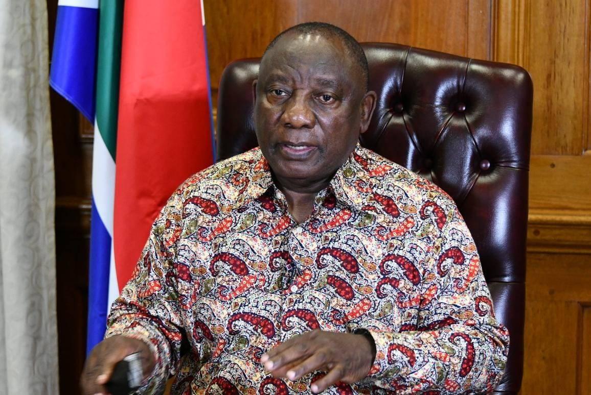 Pres. Cyril RamaphosaFoto: GCIS