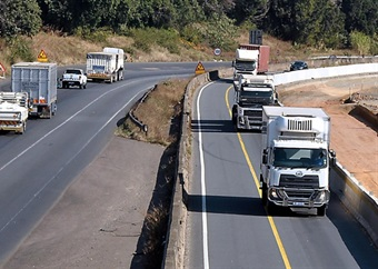 Shortage of truck and bus drivers in South Africa
