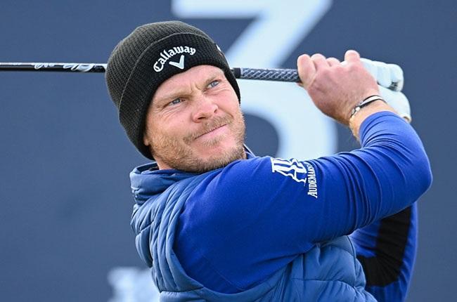 English golfer Danny Willett