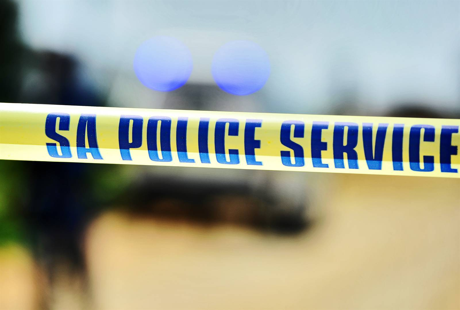 Two men were arrested after a police officer was shot and killed during an armed robbery in Mid-Illovo, near Durban, on TuesdayPHOTO: SOURCED