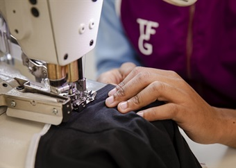 TFG opens Prestige Clothing factory in Joburg designed for hearing-impaired workforce