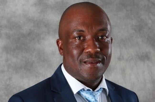MEC Mandla Msibi.