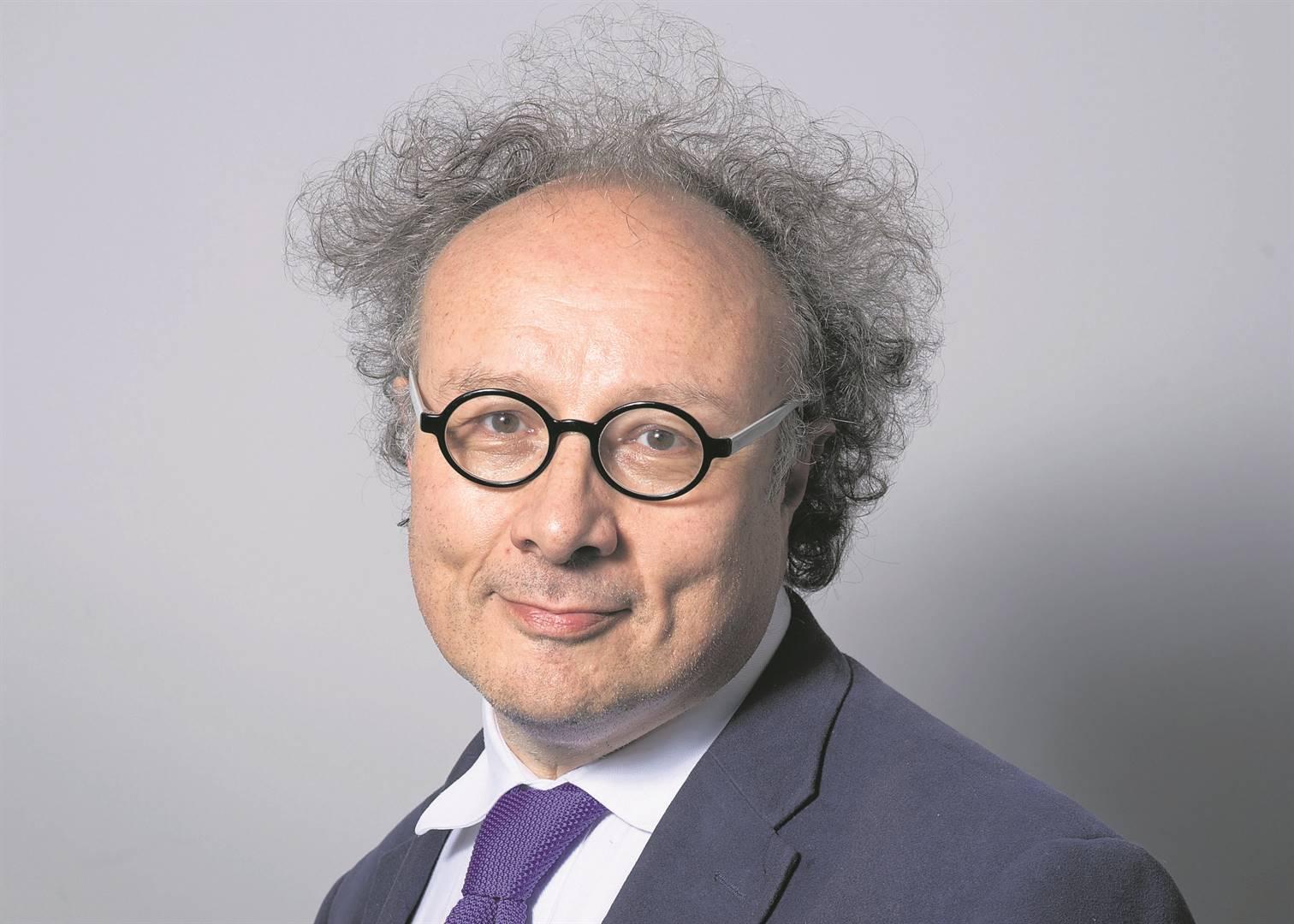Professor Danny Altmann.