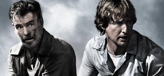 Pierce Brosnan and Owen Wilson in No Escape (Facebook)
