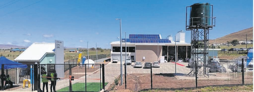 A science centre was handed over by Minister for Higher Education, Blade Ndzimande and Premier of the Eastern Cape, Oscar Mabuyane, in Cofimvaba.PHOTOs: SUPPLIED
