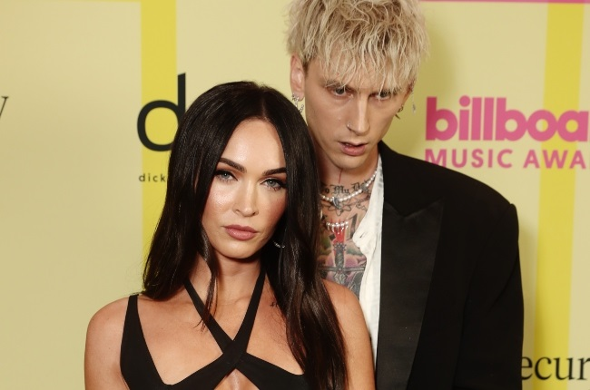Meghan Fox and Machine Gun Kelly went public with their relationship in June last year. (PHOTO: Getty Images/ Gallo Images)