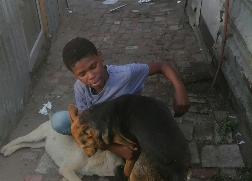 """""""We must look after our animals, they rely on us and to them, we are their whole world,"""" said Siv."""