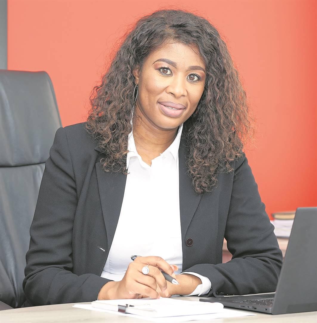 Vuyokazi Bangazi is the new national sales manager for Toyota Industrial Equipment.