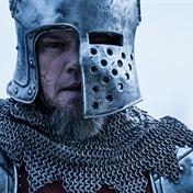 Matt Damon and Ben Affleck in The Last Duel