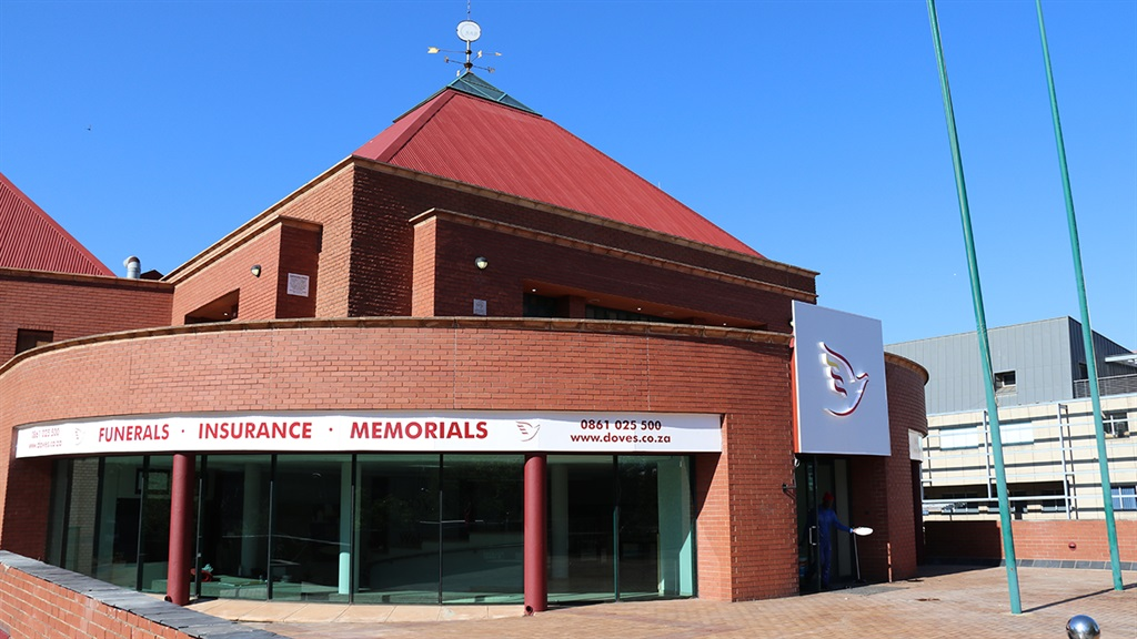 TAKE A LOOK   What was once the SAB World of Beer in Joburg is now a giant funeral home
