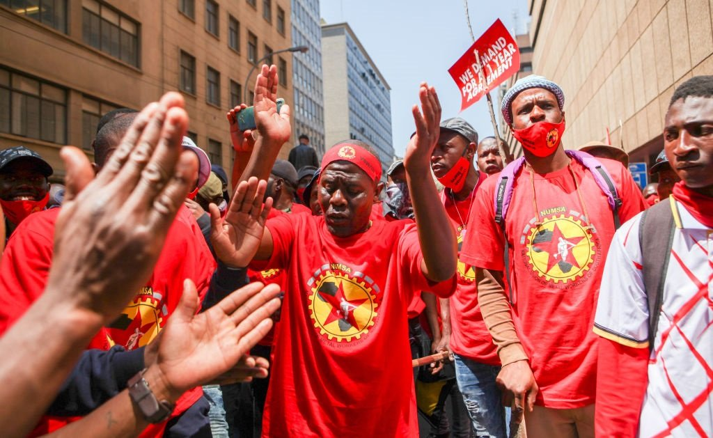 Employer group warns of wage and jobs wipeout if Numsa strike drags on | Fin24