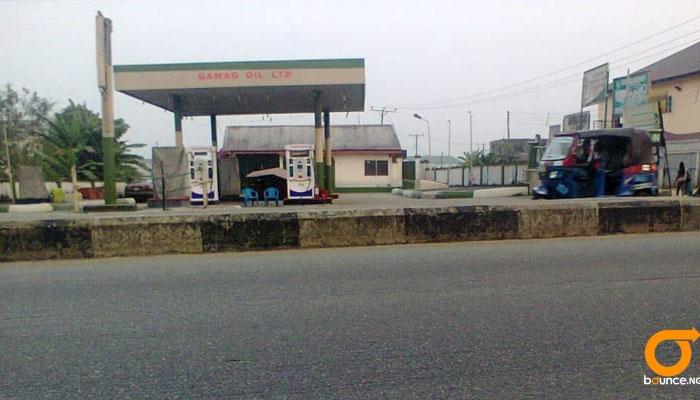 Amassoma Road in Yenagoa, Bayelsa State