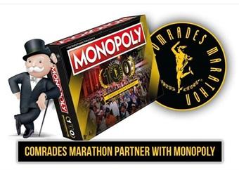 Comrades Marathon becomes a Monopoly game