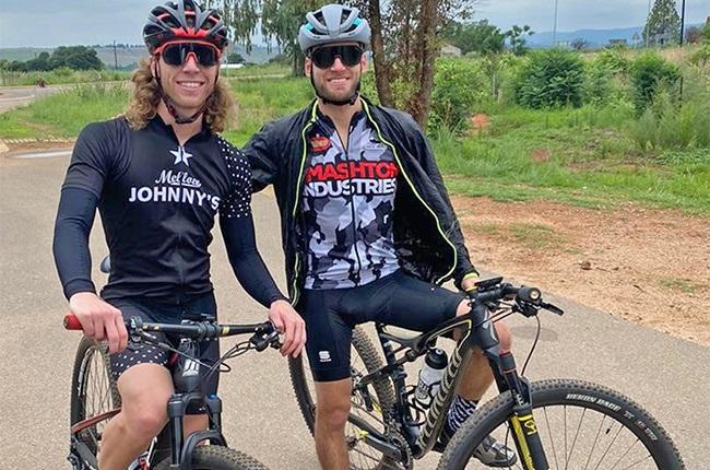 Brothers in arms: Darryn Binder joins older sibling Brad in MotoGP