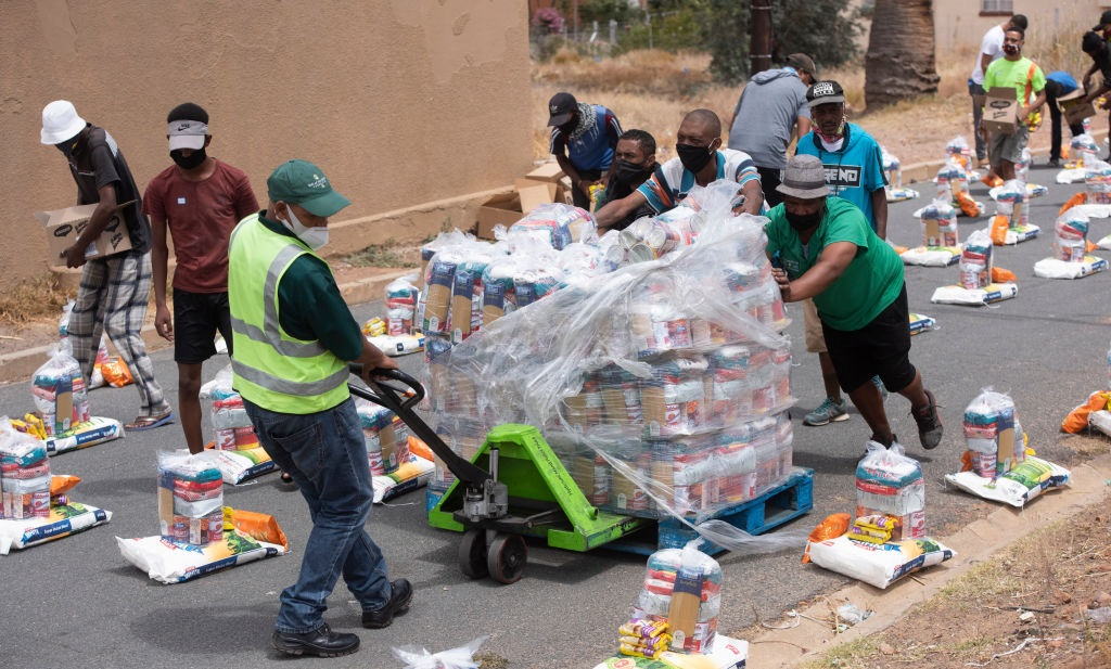 'Lack of proper planning' the reason why Sassa failed to deliver food parcels in 6 provinces - Mkhwebane - News24
